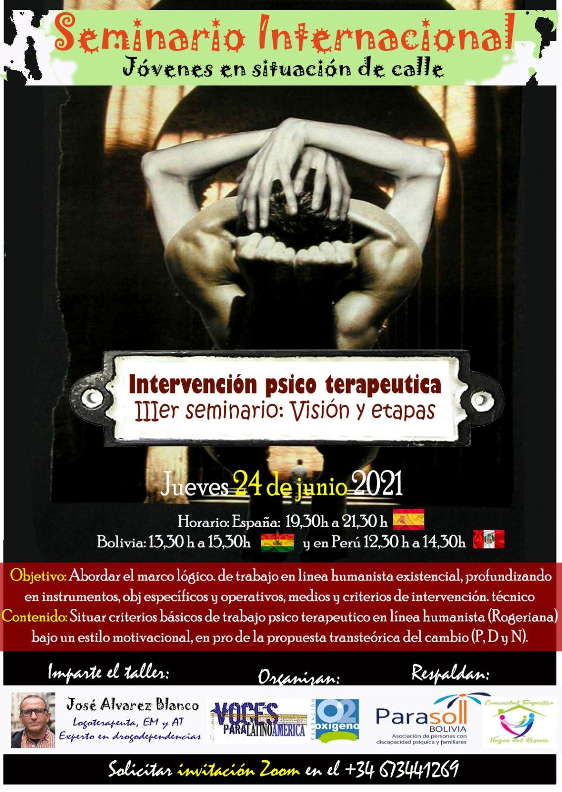 3 seminario intervencion terapeutica